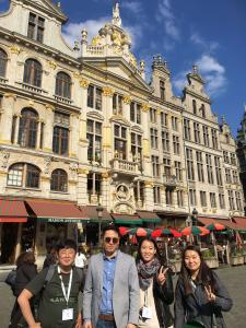 2017 SETAC Europe in Brussels 참석 이미지